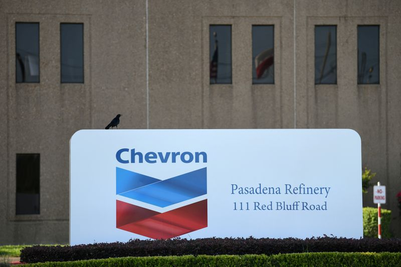 Chevron returning offshore workers, restarts output halted by U.S. storm