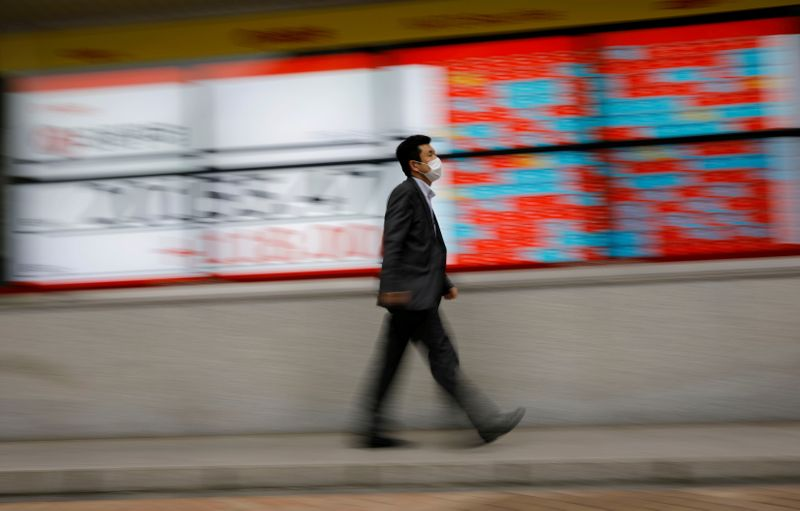 Muted start to second half for Asia stocks as U.S. payrolls loom