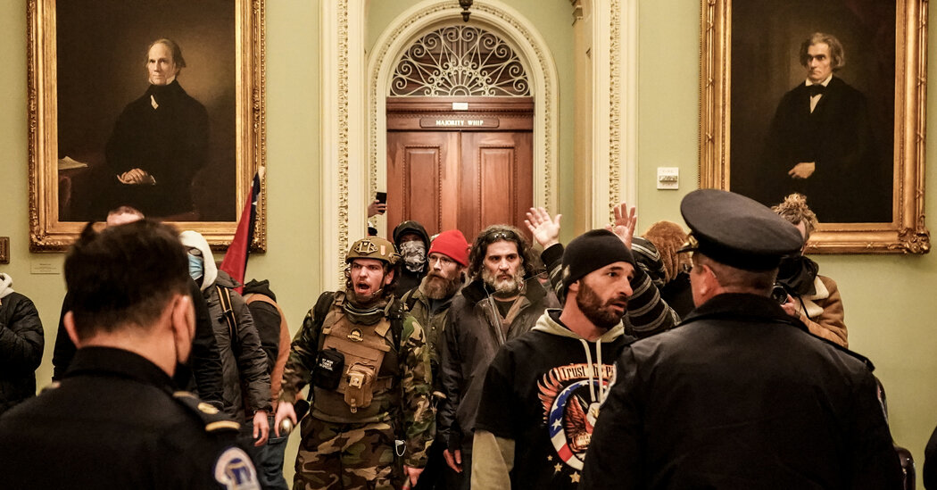 Biden Administration Forms Blueprint to Combat Domestic Extremism
