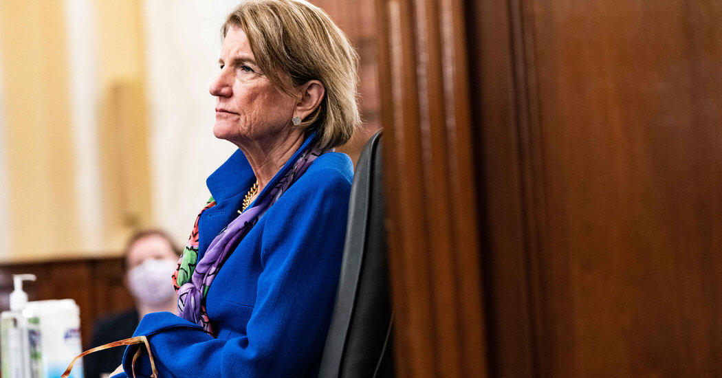 Biden Meets With Capito as Deadline for Infrastructure Deal Looms