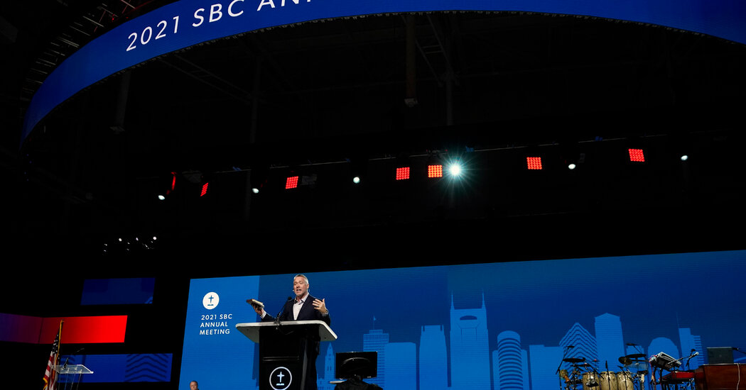 Southern Baptist Vote Signals Further Fractures in American Evangelicalism
