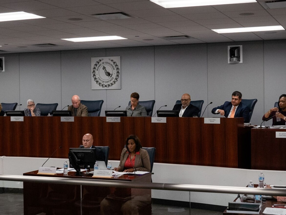 A bill for an elected Chicago school board has passed. Now what?