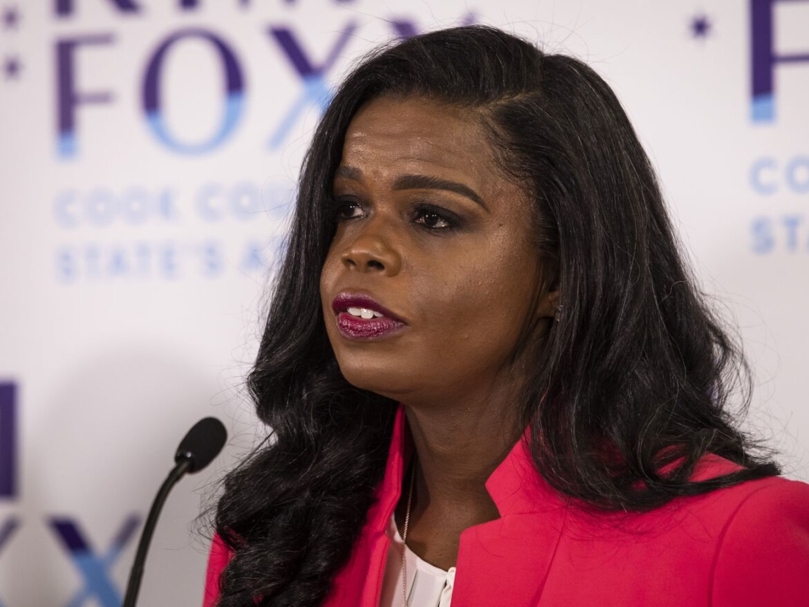 Special prosecutor to investigate Kim Foxx's office after prosecutor accused of lying in trial of man for murders of 2 cops