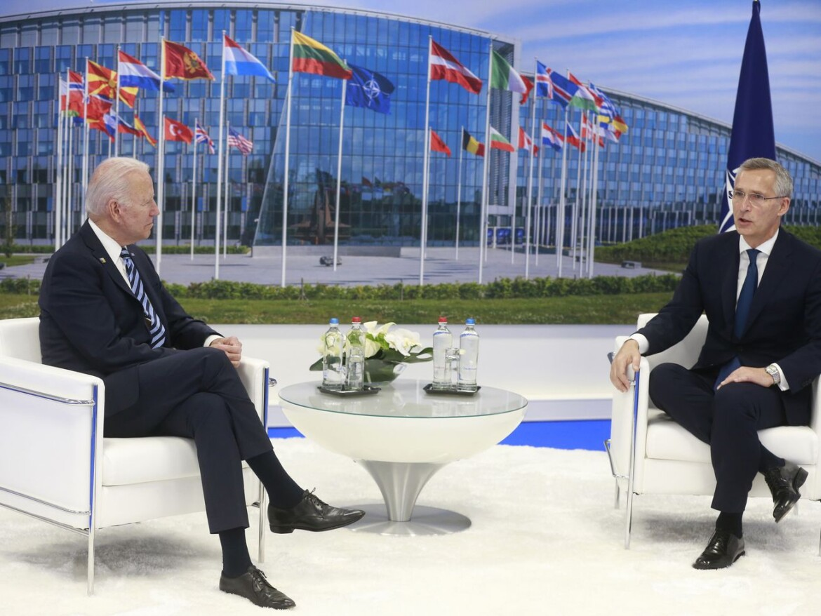 NATO leaders declare China global security challenge