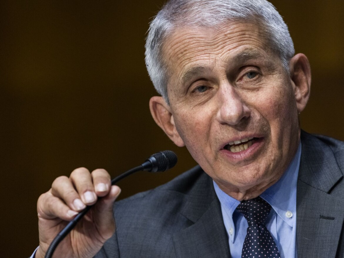 US to spend $3.2B for antiviral pills for COVID-19: Fauci