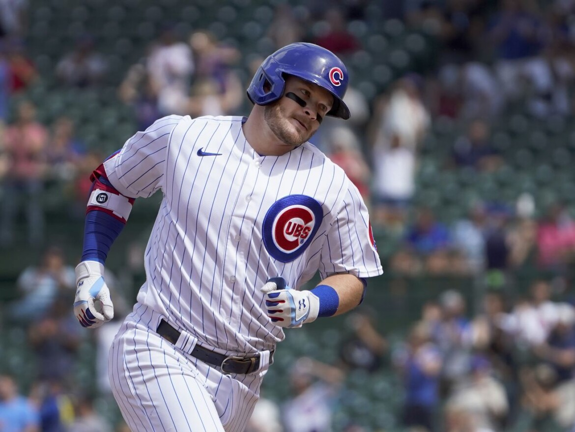 For Cubs' Ian Happ, adjustments are part of the journey