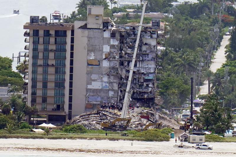 Before building collapse, $9M+ in repairs needed