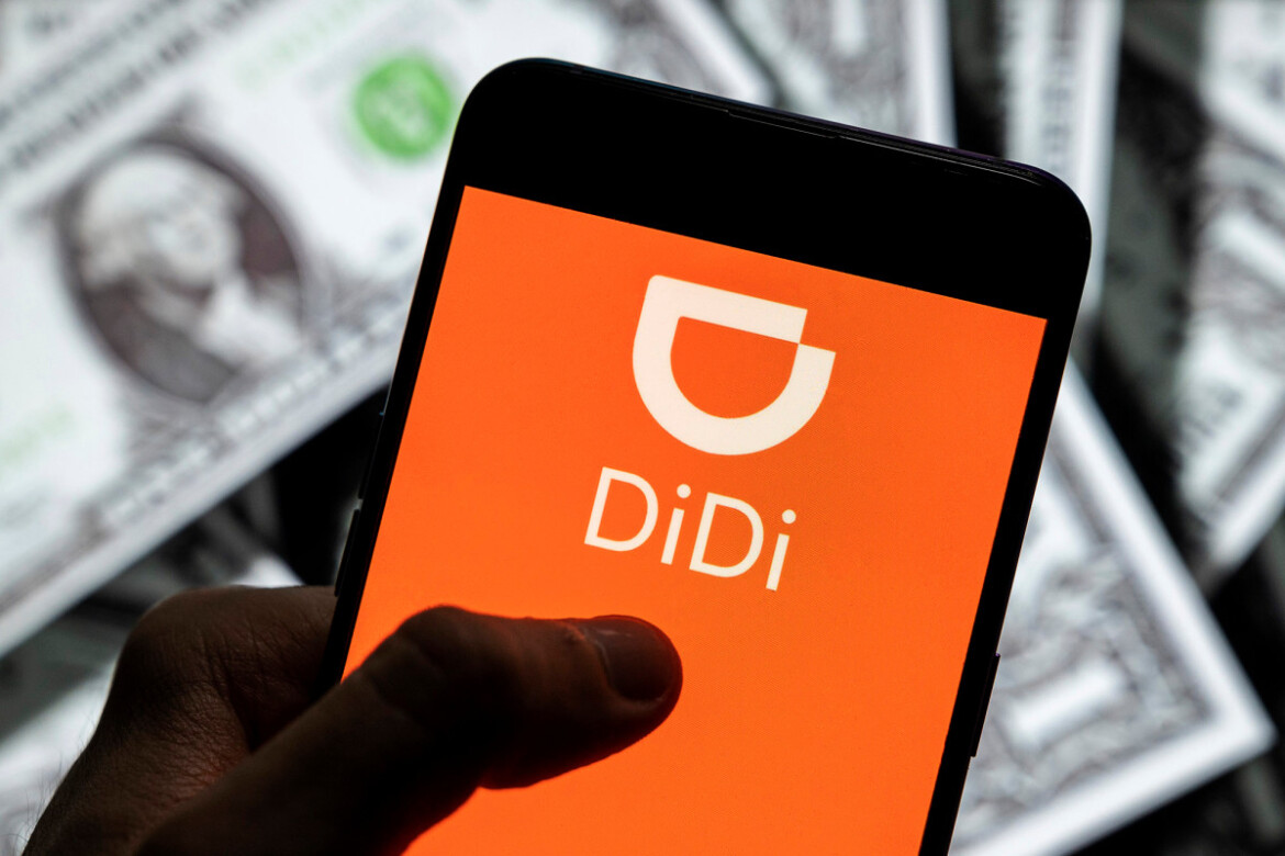 Uber rival and Chinese ride-hailing giant Didi files for IPO