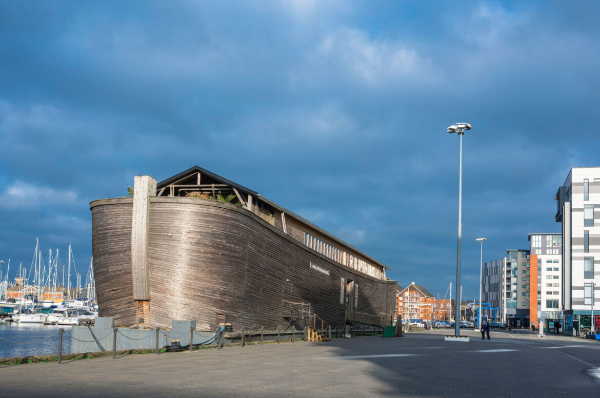 Noah's Ark replica faces costly dilemma of biblical proportions
