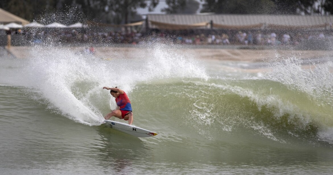 Wave of the future: Kelly Slater on how Olympic surfing might turn to wave pools