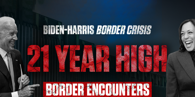 RNC hits Harris on border crisis with billboards, ads as she visits Texas: 'Too little, too late'