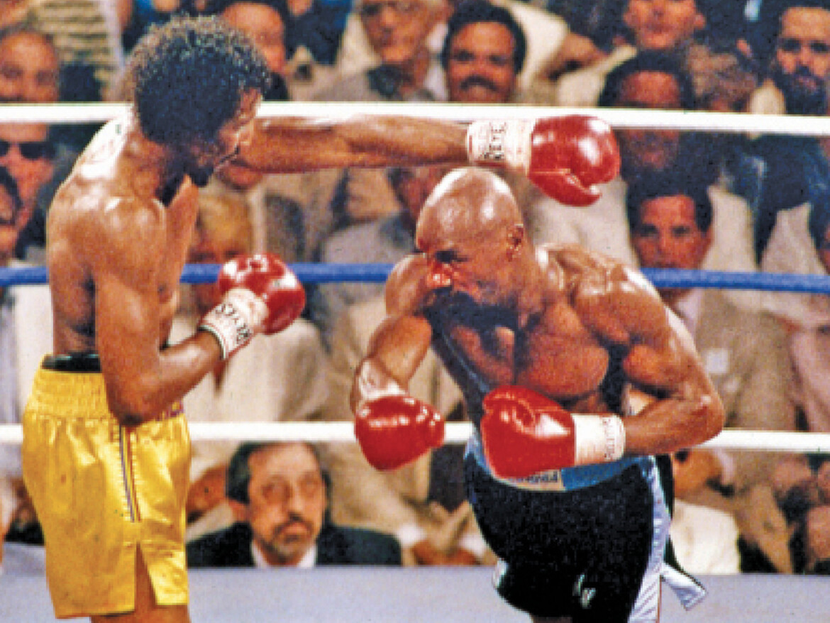 'The Kings' takes us back to a time when Leonard, Duran, Hagler and Hearns ruled the world