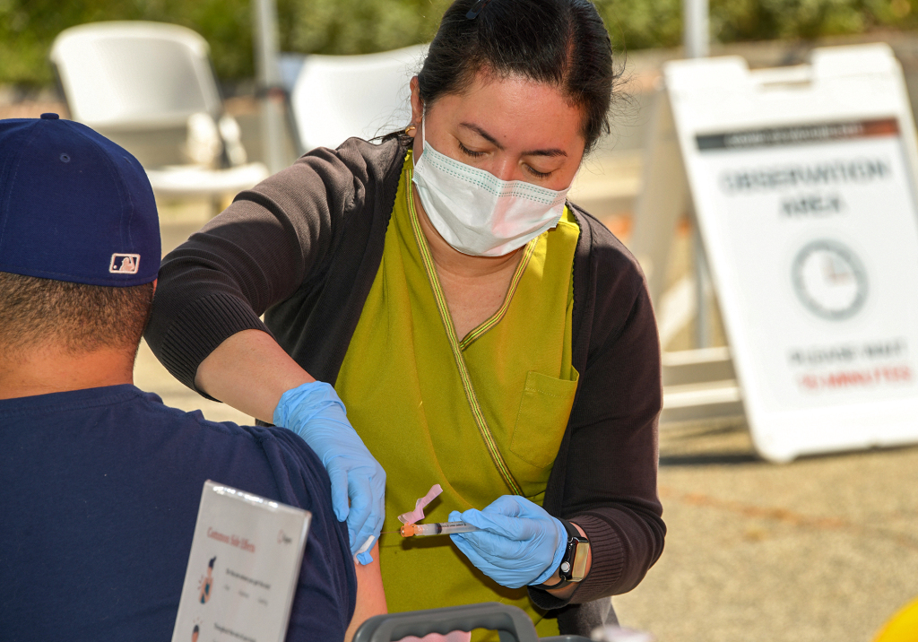 LA County reports uptick in coronavirus cases; no concern about possible surge yet
