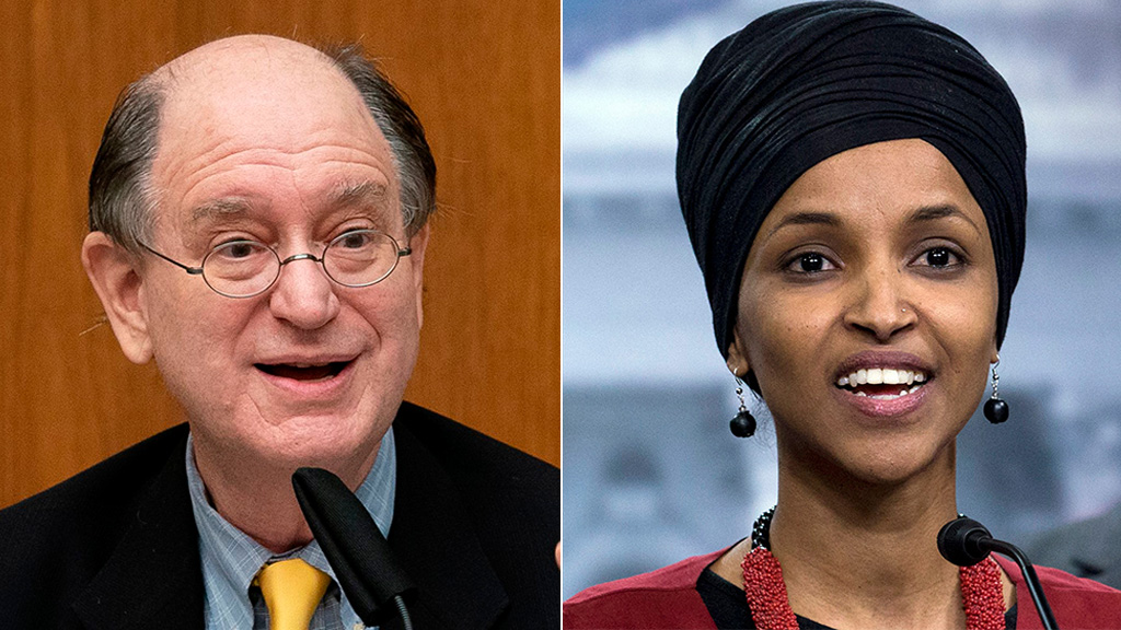 Rep. Ilhan Omar backpedals comments about US, Israel after Democratic colleagues condemn her remarks