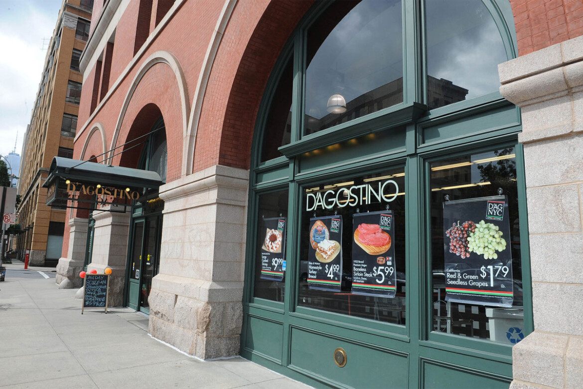 D'Agostino's executive steps down in grocery chain shake up