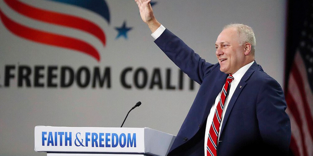Steve Scalise accuses Pelosi of 'Soviet-style cover-up' of COVID-19 origins