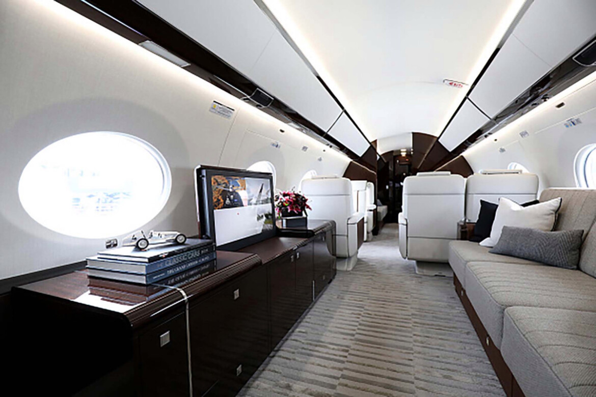Pre-owned business jet shortage lifts private plane sales