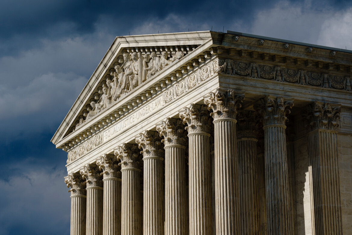 The Extreme Right-Wing Takeover of the Supreme Court Suffers a Setback
