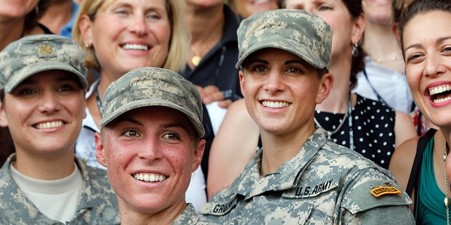 Supreme Court punts on including women in the draft, cites 'deference to Congress'