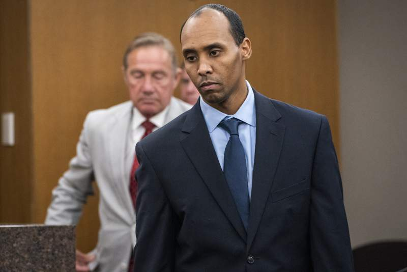 Minnesota 3rd-degree murder law at issue in ex-cop's appeal