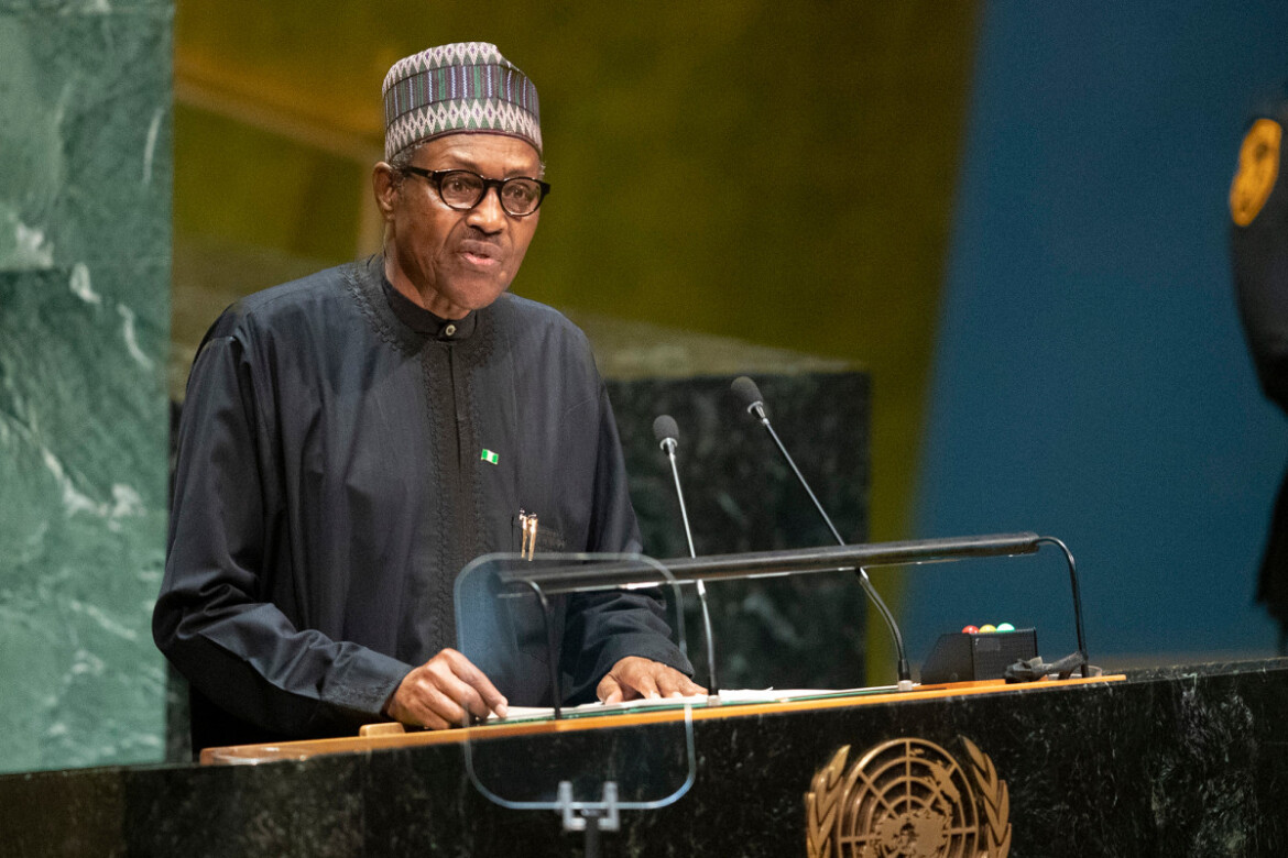 Nigeria blocks Twitter after it deleted president's post