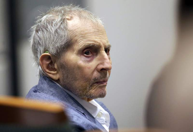Estranged brother testifies Durst would 'like to murder me'