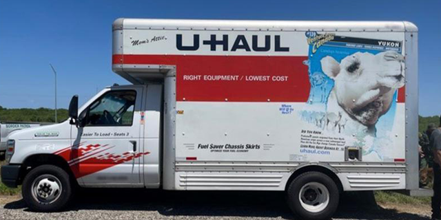 Border Patrol finding slew of U-Haul trucks packed with migrants in deadly conditions as numbers surge