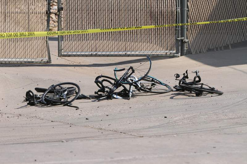 Driver who rammed bicyclists in Arizona race has DUI history