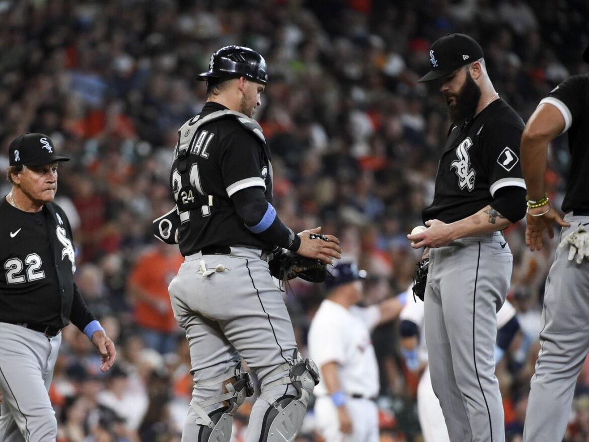 Astros give White Sox 'a good old fashioned butt whupping'