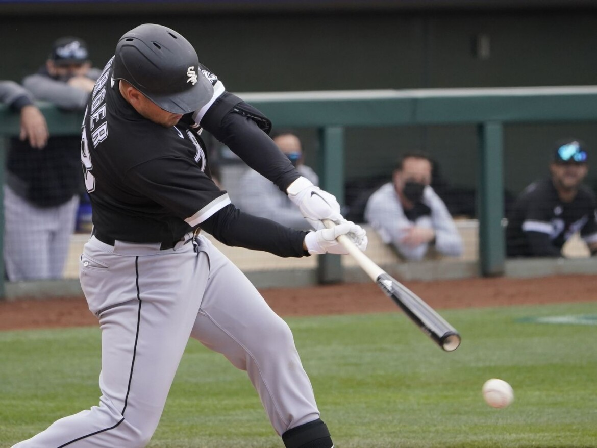 Jake Burger, Yoelqui Cespedes to represent White Sox at Futures Game