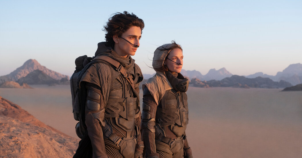 'Dune' and 'Spencer' to Debut at a Starry Venice Film Festival