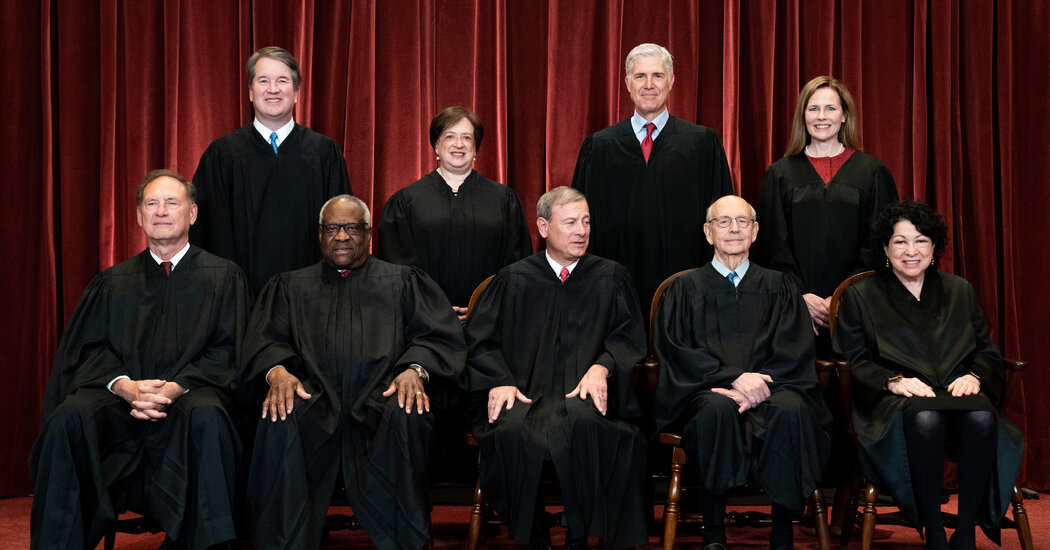 Supreme Court Term Marked by Conservative Majority in Flux