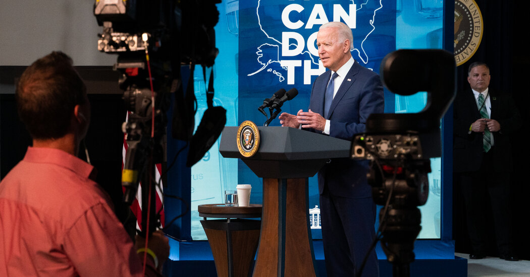 Biden Makes New Push for Vaccinations, but Experts Say More Is Needed