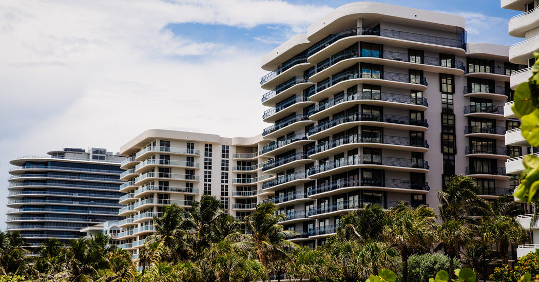 'Should We Sell?' After Collapse, Hot Florida Market Faces Uncertainty
