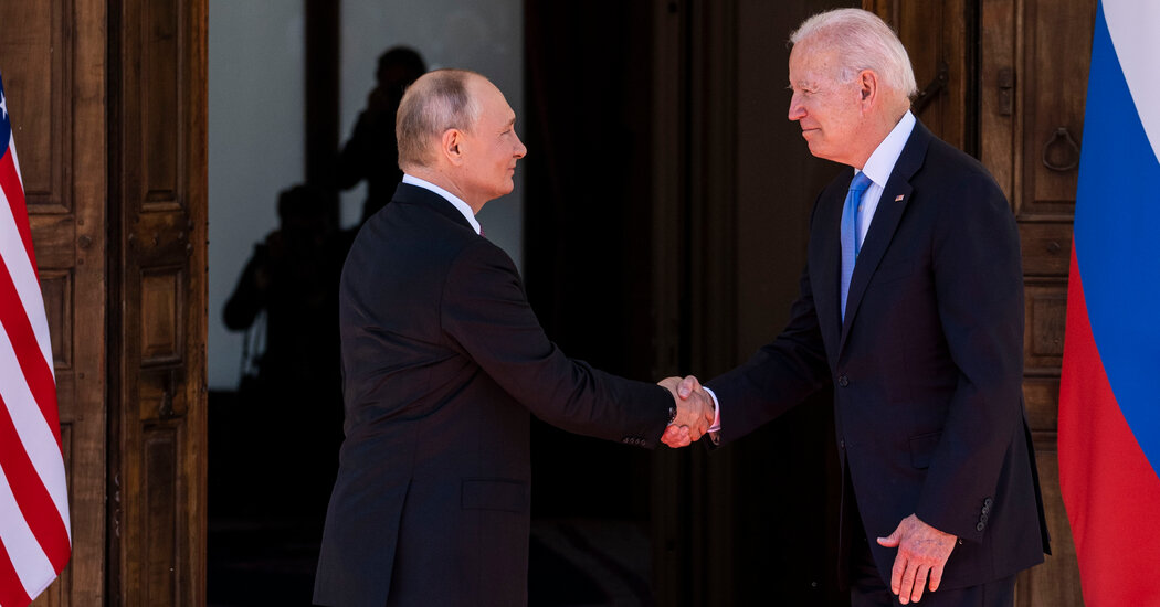 Biden Meets With Top Advisers After Latest Cyber Attack