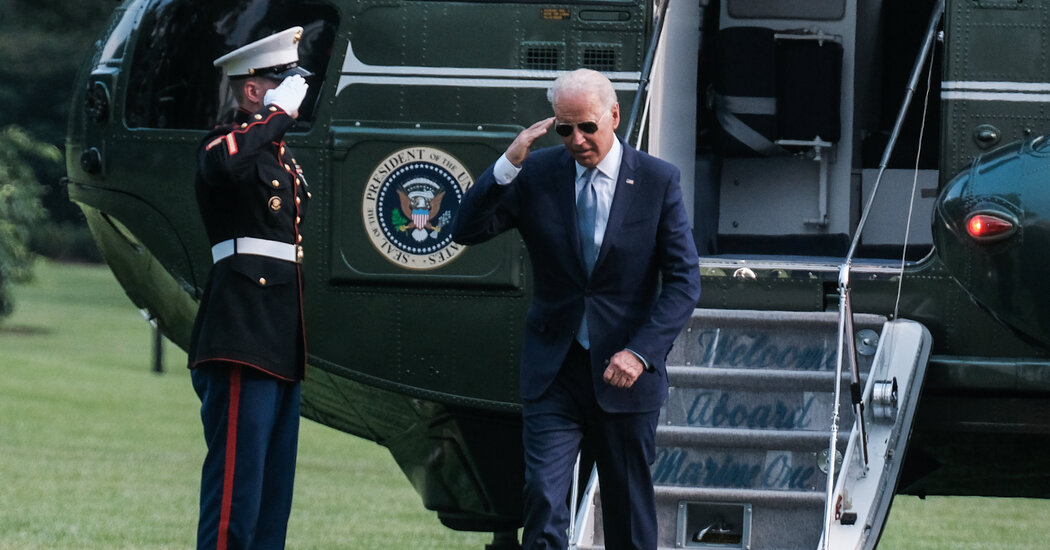 Biden Weighs a Response to Ransomware Attacks