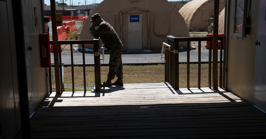 Biden Legal Team Divided on Scope of Rights of Guantánamo Detainees
