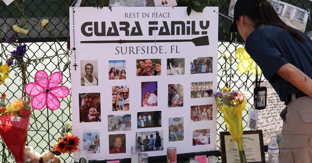 Entire Families Were Lost in the Surfside Collapse. Here Is One of Their Stories.