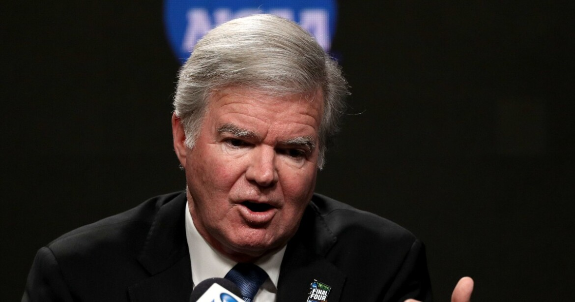 NCAA's Mark Emmert: It is time to decentralize college sports