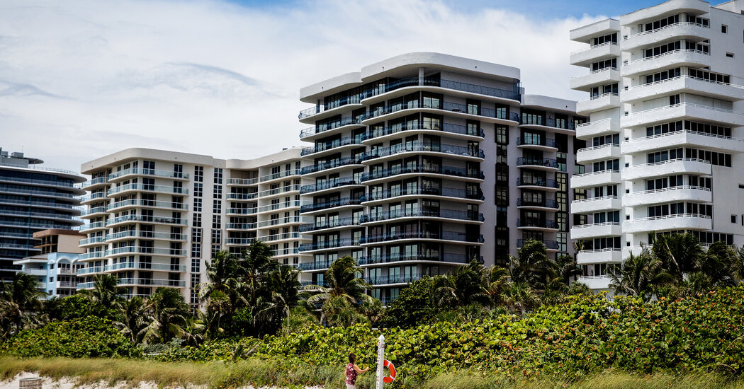 'Lord, Hear Me': Residents in Florida Condos Fear They Could be Next