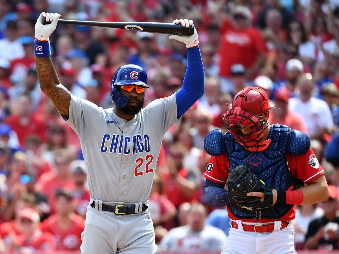 Cubs drop MLB-worst ninth straight game in loss to the Reds