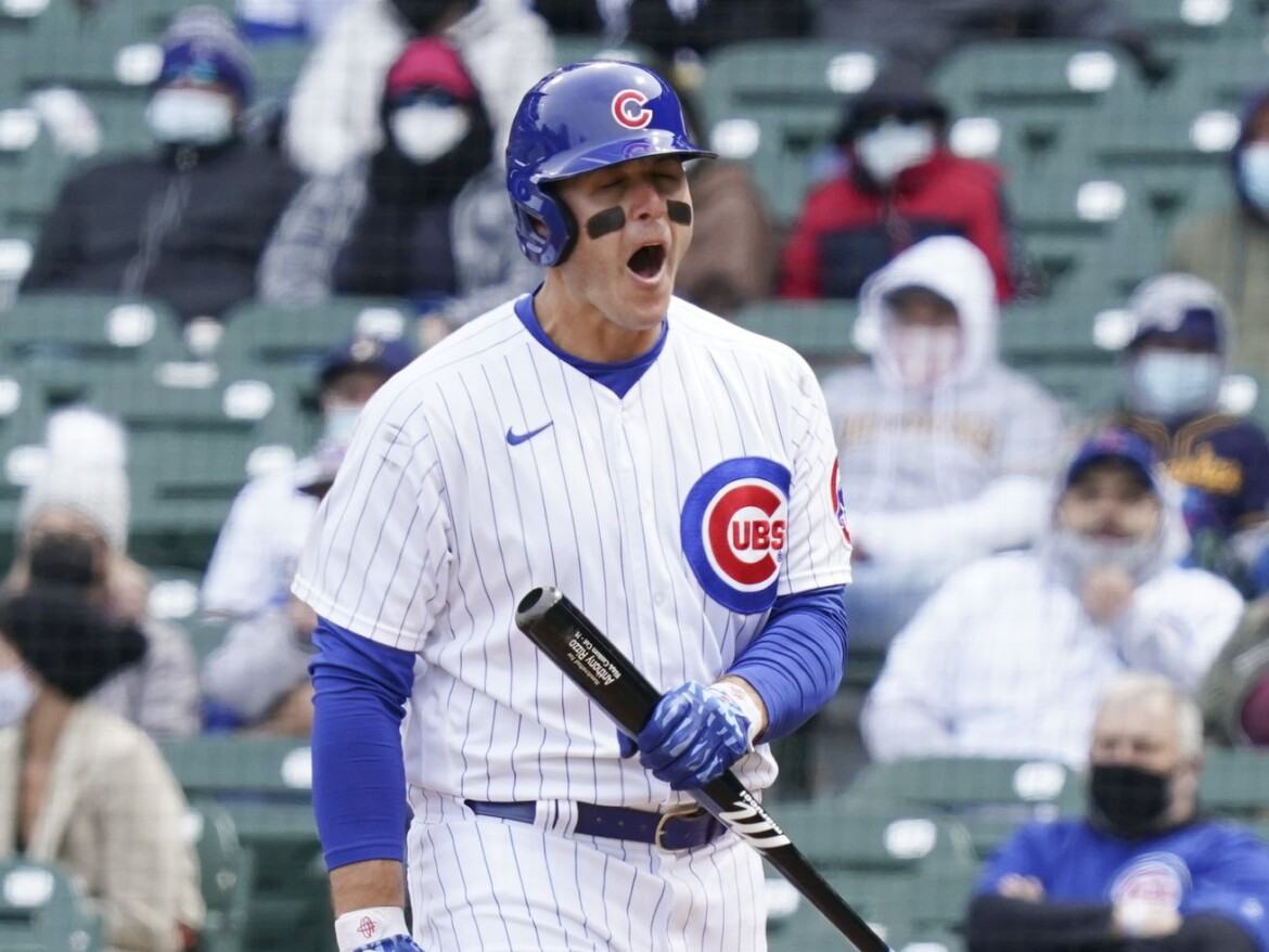 Cratering Cubs look, sound like a team that's close to the bitter end