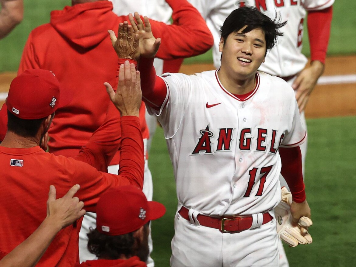 Angels' Shohei Ohtani becomes first All-Star picked as pitcher and hitter