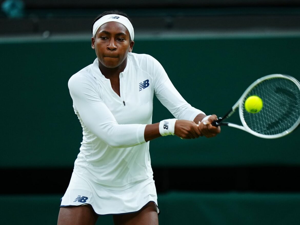 Coco Gauff to miss Olympics after testing positive for coronavirus