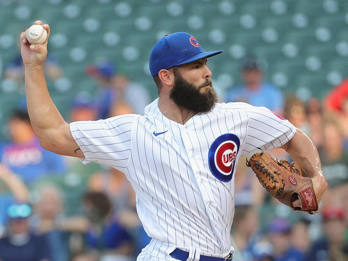 Cubs notebook: Arrieta put on 10-day IL to deal with hamstring issue