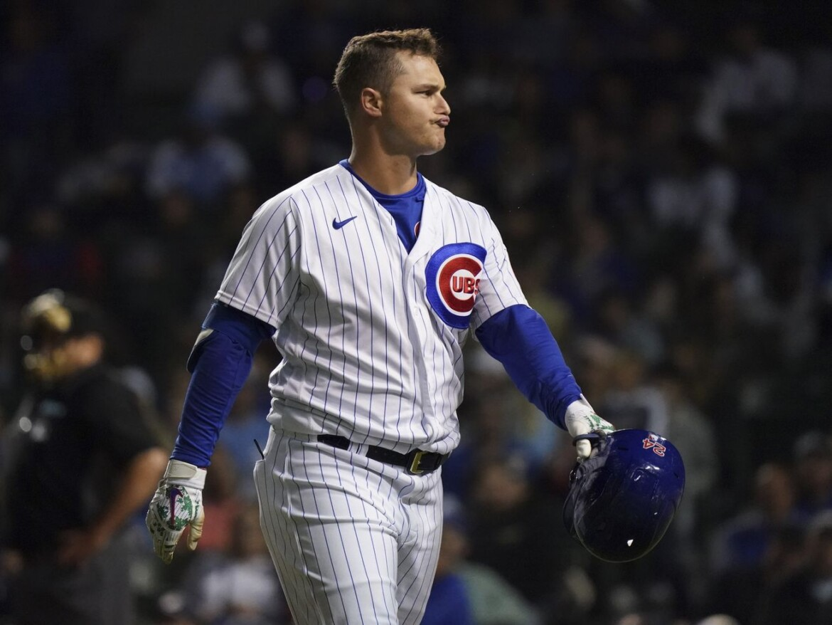 Cubs trade Joc Pederson to the Braves