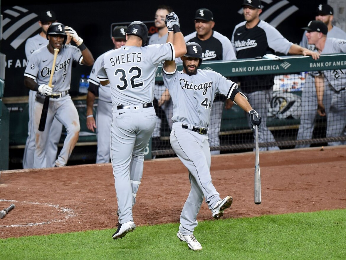 White Sox rout Orioles, take a closer look at catcher Seby Zavala