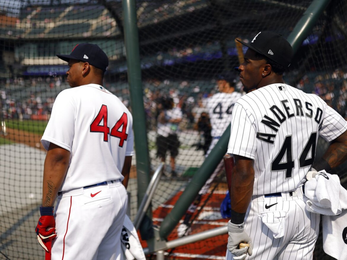 The bigger White Sox All-Star Tim Anderson talks, the more he backs it up