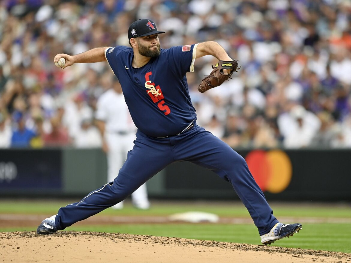 White Sox' Lance Lynn on first 'real' All-Star night: 'Now I can officially say I made it'
