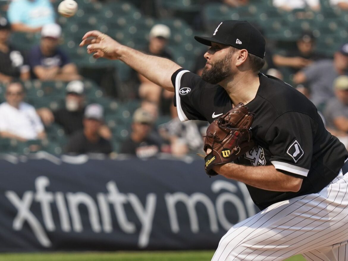 Lance Lynn excellent again, but Twins come from behind to defeat White Sox in 8 innings